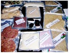 Български открития - Космическа храна